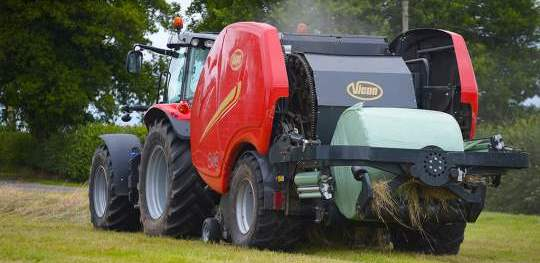 Vicon Round Balers from Agriplus Ltd, North Yorkshire