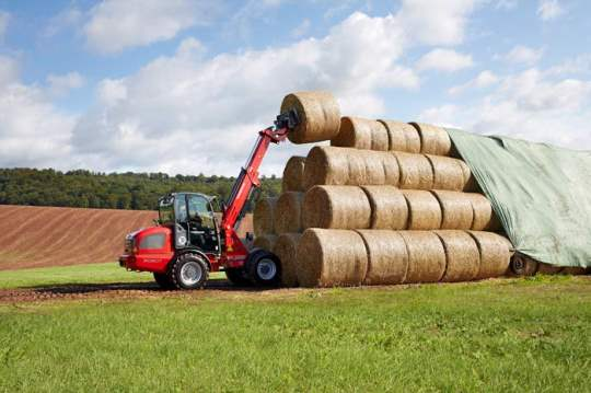 Weidemann Loaders Tele Wheel Loader from Agriplus Ltd, North Yorkshire