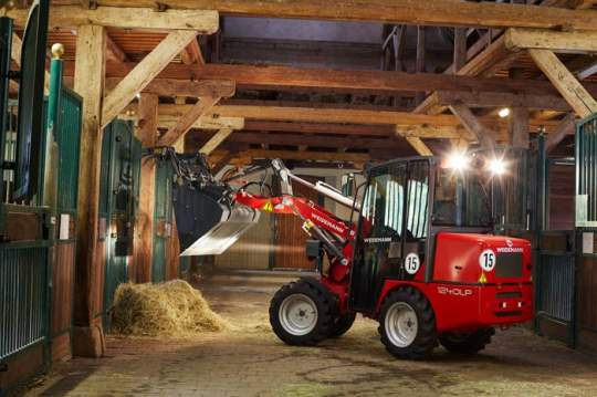 Weidemann Loaders Hoftrac from Agriplus Ltd, North Yoekshire