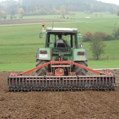 Maschio Dominator DM Rapido Power Harrow for sale at Agriplus Ltd, North Yorkshire