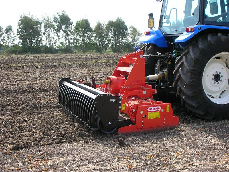Maschio Drago DC Power Harrow for sale at Agriplus Ltd, North Yorkshire