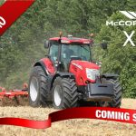 Demostration McCormick X8 Tractor coming soon to Agriplus Ltd, North Yorkshire