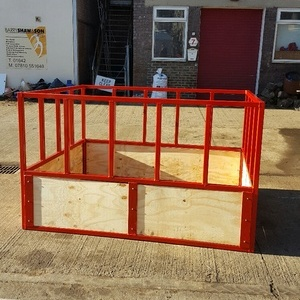 Round Bale Size Feeder for sale at Agriplus Ltd, North Yorkshire