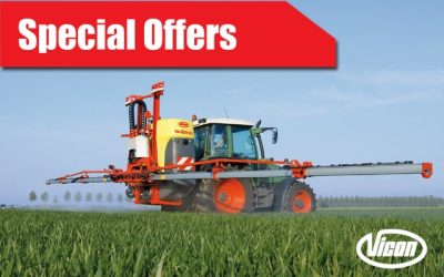 Vicon Sprayer Special Offers