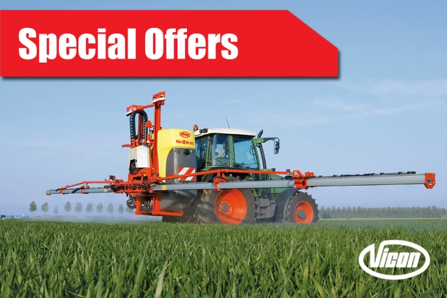 Vicon Sprayer Special Offers from Agriplus Ltd, North Yorkshire