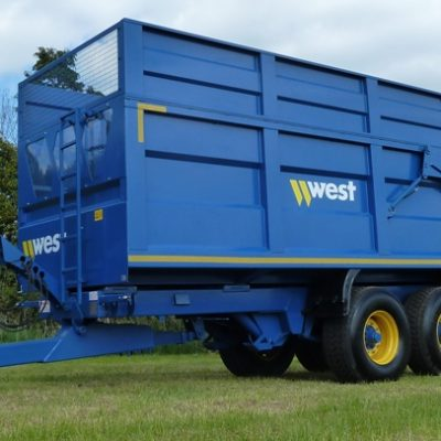 West Trailers and Muckspreaders for sale at Agriplus Ltd, North Yorkshire