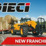 New Sales Franchise - Dieci Telehandlers at Agriplus Ltd, Stokesley, North Yorkshire, TS9 5GB, UK.