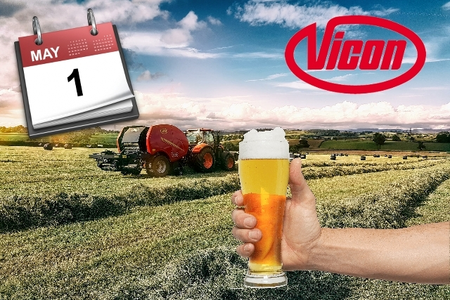 Vicon Beer and Baler Night