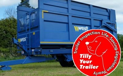 Tilly your Trailer Approved Testers