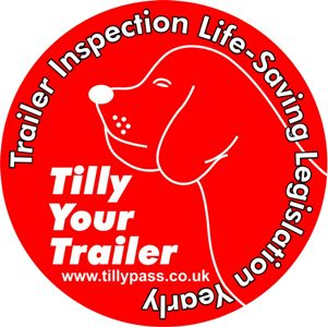 Agriplus Ltd are Tilly your Trailer Approved Testers
