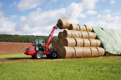 Weidemann Telescopic Wheel Loader