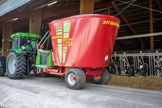Strautmann Verti Mix Diet Feeder