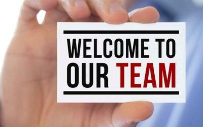 New Staff Member Kevin Hornsey